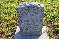Harold Raymond Ratley