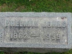 Freeman D Jones
