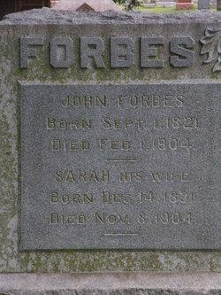 Sarah K. <i>Heisler</i> Forbes