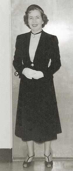 Martha Florence Florence <i>Brogdon</i> Davis