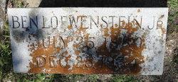 Ben Loewenstein, Jr