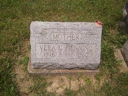 Vera C <i>Hebenstreit</i> Fienning