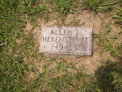 Allen Hebenstreit