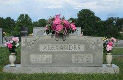 Clara <i>Phillips</i> Alexander