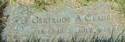 Gertrude <i>Argall</i> Clauser