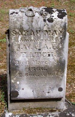 Sarah May Hatch