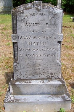 Smith B Hatch