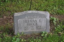 Herman Edward Brock, Sr