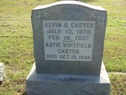 Alvin George Carter
