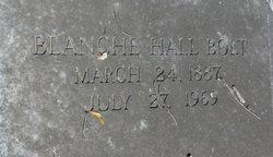 Blanche <i>Hall</i> Bolt