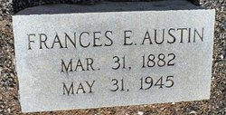 Frances Elizabeth <i>Green</i> Austin