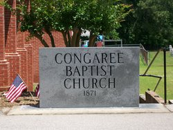 Congaree Baptist Church Cemetery