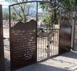 Bernalillo Cemetery