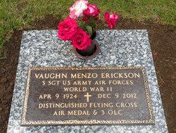 Vaughn Menzo Eric Erickson