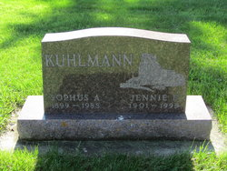 Sophus A. Kuhlmann
