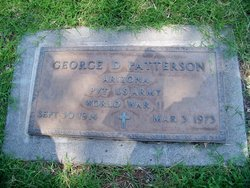 George D Patterson
