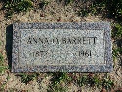 Anna <i>Olson</i> Barrett
