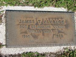 James T Alaback