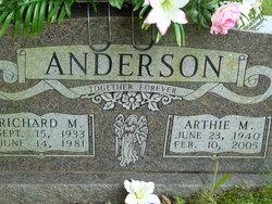 Arthie M Anderson