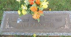 Lewis Frank Alexander, Sr