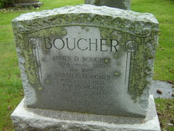 James D Boucher