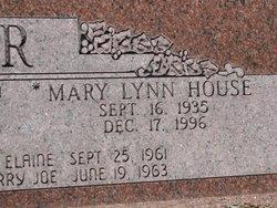 Mary Lynn <i>House</i> Cather