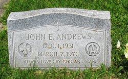 John E Andrews