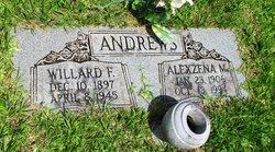 Alexzena F Andrews