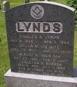 Eva M <i>Lynds</i> Borden