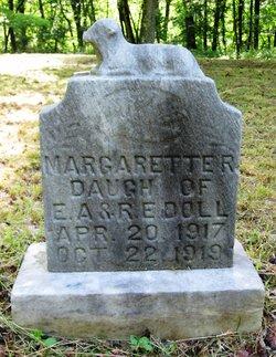 Maragarette Ruth Doll