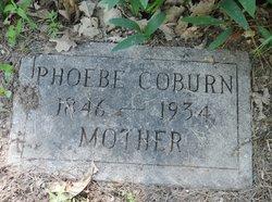 Phoebe Jane <i>Bloxham</i> Coburn