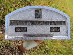 Clara Marie <i>Jensen</i> Meriwether