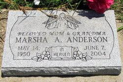 Marsha A. Anderson