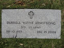 Durrell Wayne Armstrong