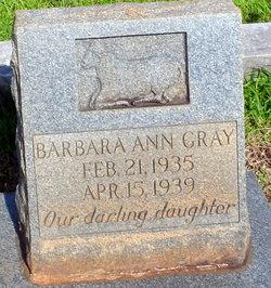Barbara Ann Gray