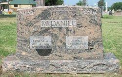 Ernest A. McDaniel