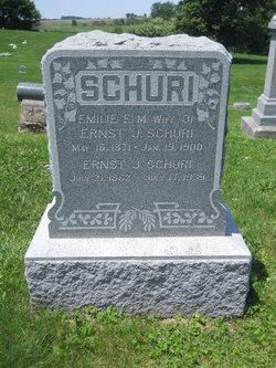 Ernst J. Schuri