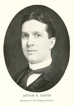 Arthur Reyburn Baxter