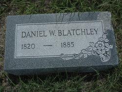 Daniel W Blatchley