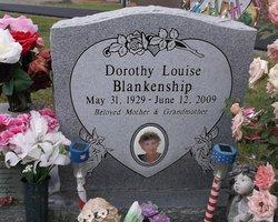 Dorothy Louise <i>Davis</i> Blankenship