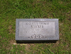 Augusta Thomas Blocker