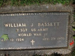 William J Bassett