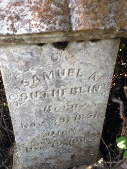 Samuel Alexander Sutherlin
