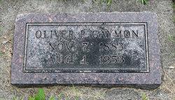 Oliver Gaymon