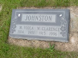 W Clarence Johnston