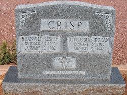 Granvill Lesley Crisp