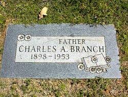 Charles Albert Branch