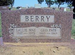 George Pate Berry
