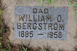 William O Bergstrom