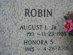 Honora Marie <i>Stelly</i> Robin